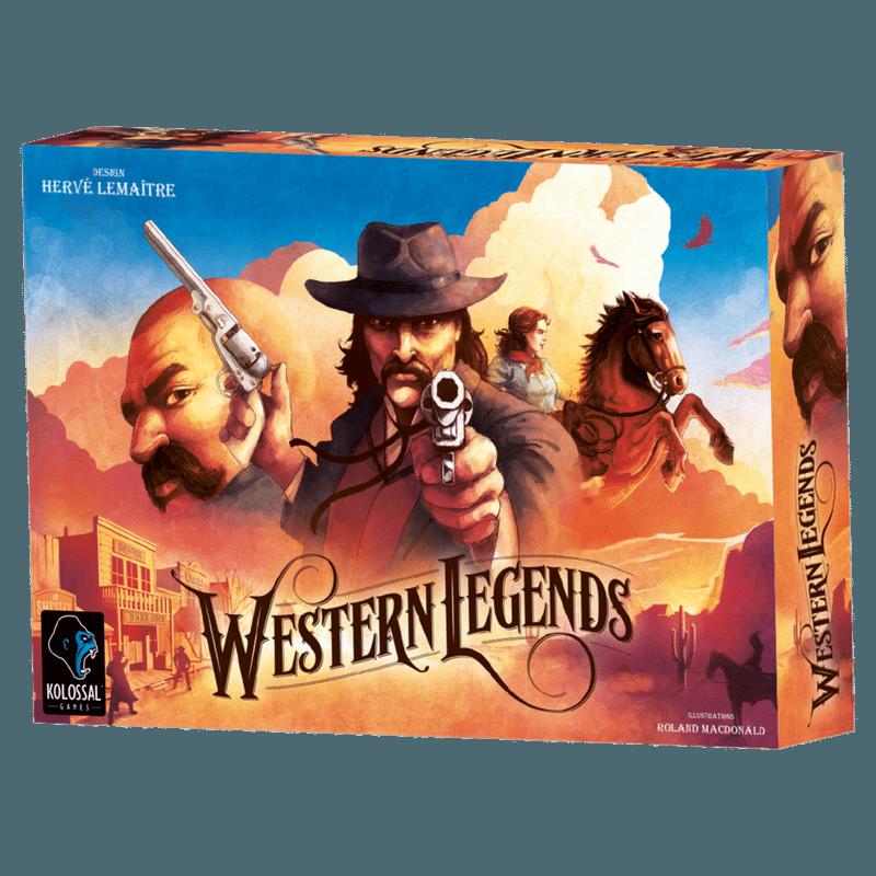 Western Legends -  Kolossal Games